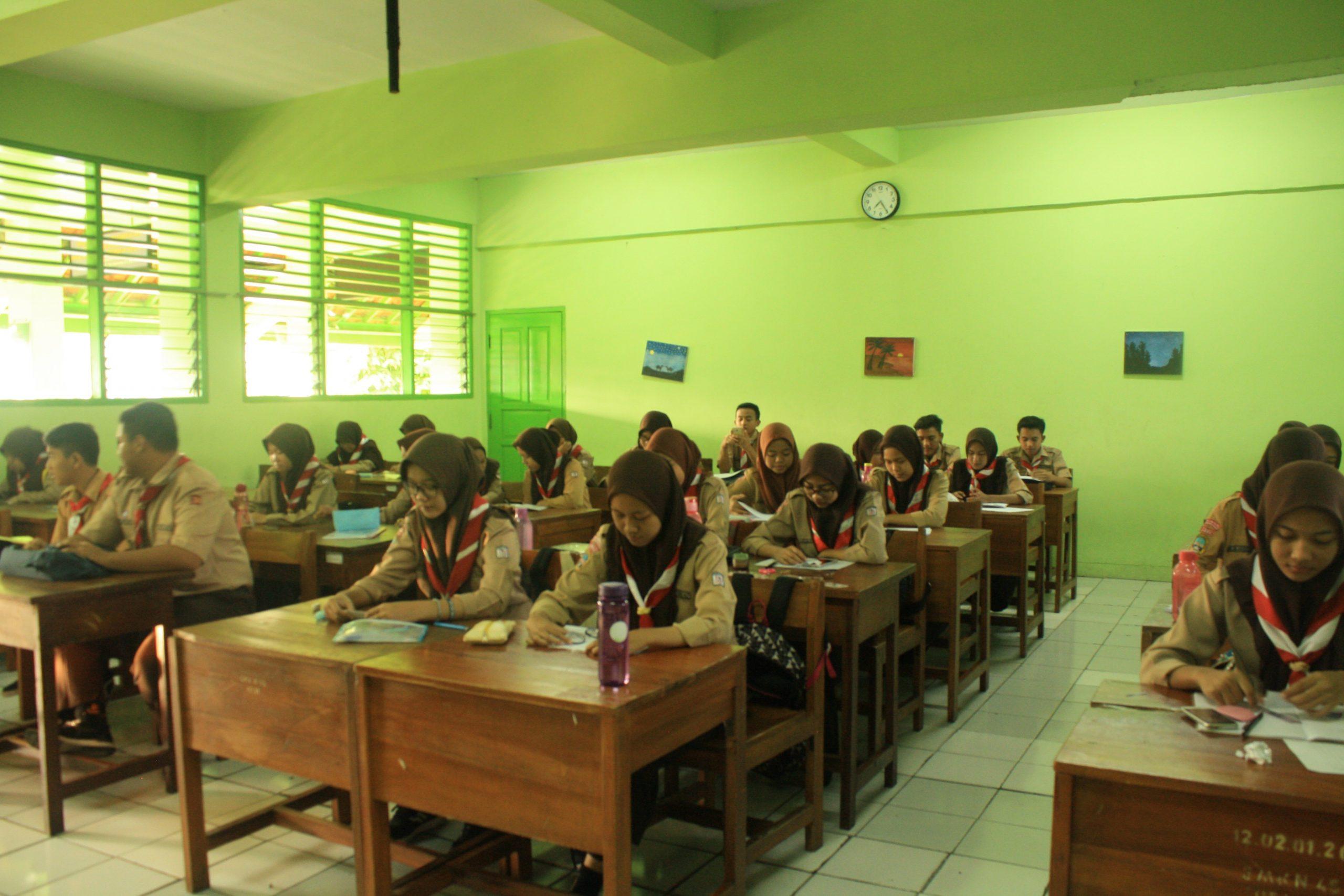 Ruang Kelas Belajar