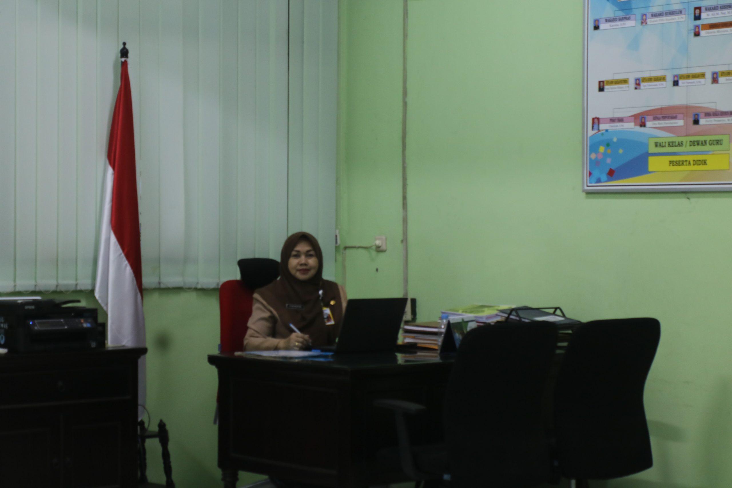 Ruang Kepala Sekolah