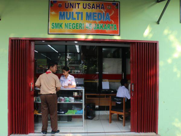 """Unit Produksi """"Multimedia"""""""