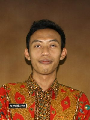 Achmad Ardiansyah, S.Pd