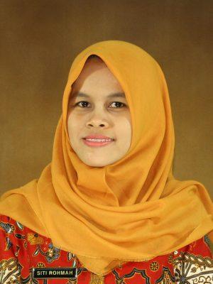 Siti Rohmah, S.Pd