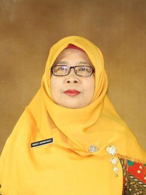Dra. Ririek Herwiyanti