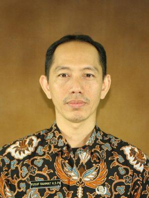 Yusuf Rahmat Hidayat, S.Pd