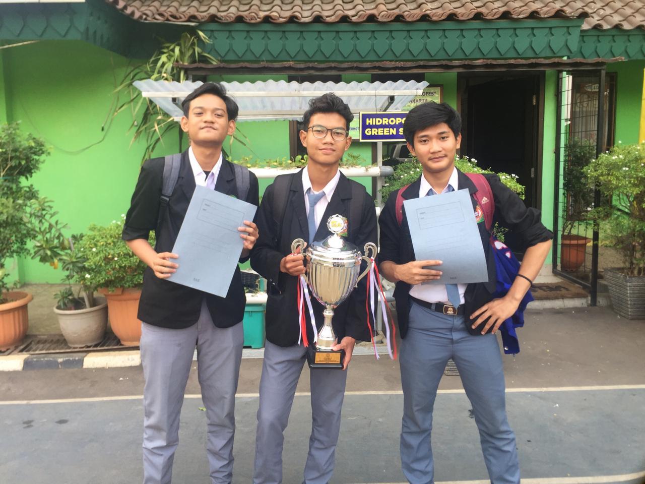 LKS Jakarta Barat 2