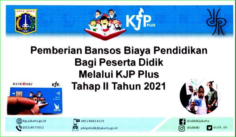 Prosedur Pengajuan KJP Plus 2021