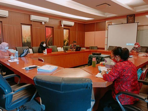 Kegiatan Sinkronisasi Kurikulum TP 2021-2022 SMKN 45 Jakarta