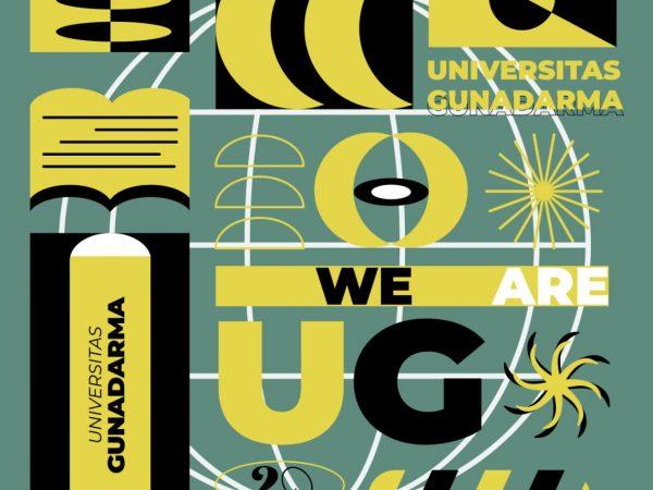 Juara 1 Desain Hampers Universitas Gunadarma