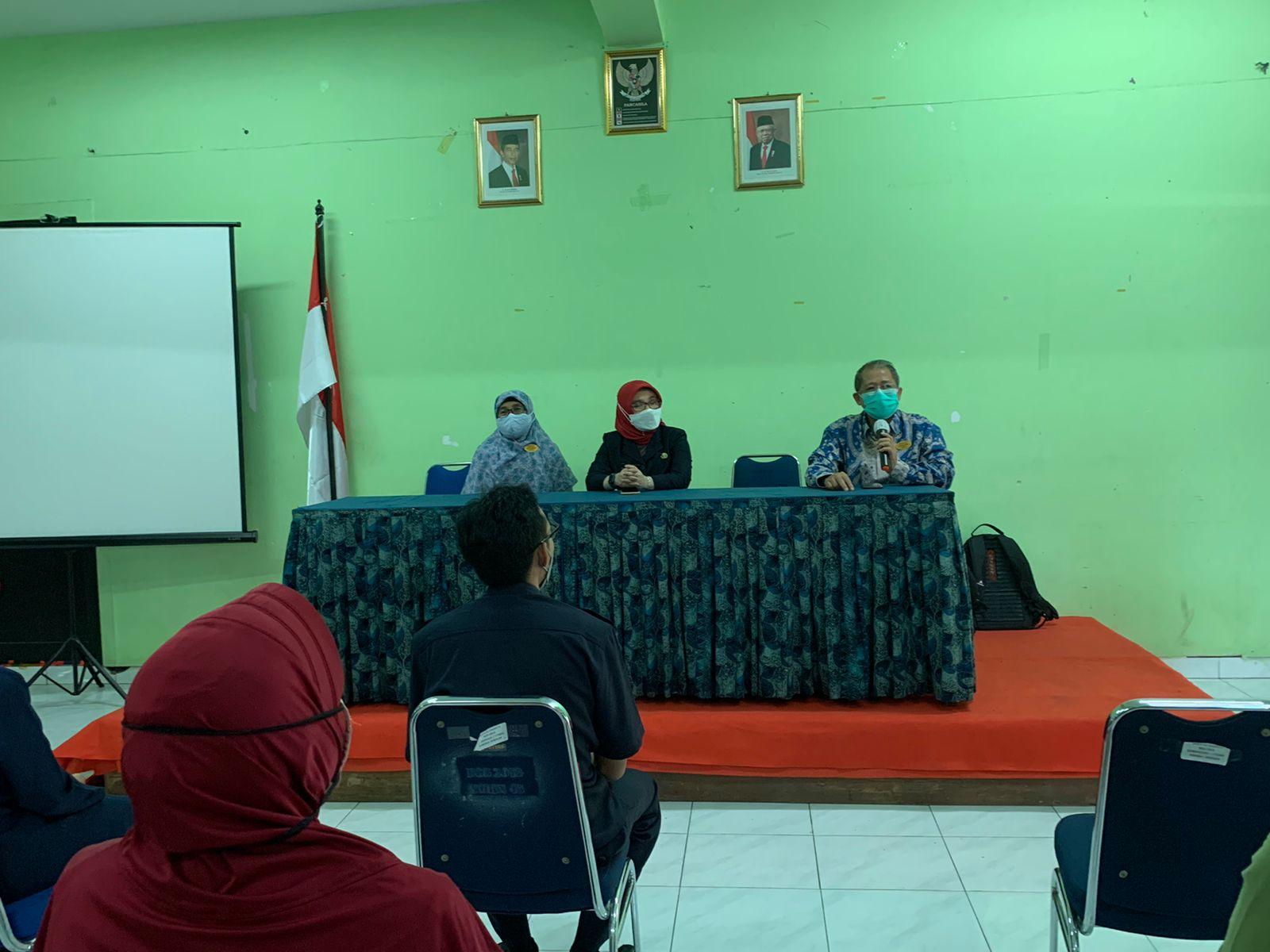 Kegiatan RCC LSP P1 SMKN 45 Jakarta